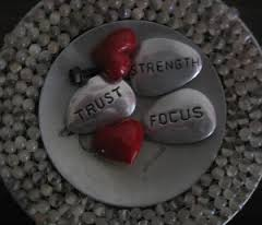 trust strength focus